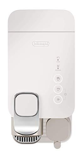 Nespresso Lattissima One Pod Coffee Machine by De'Longhi EN500W - Silky White