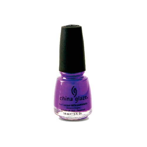 (6 Pack) CHINA GLAZE Nail Lacquer with Nail Hardner 2 - Flying Dragon