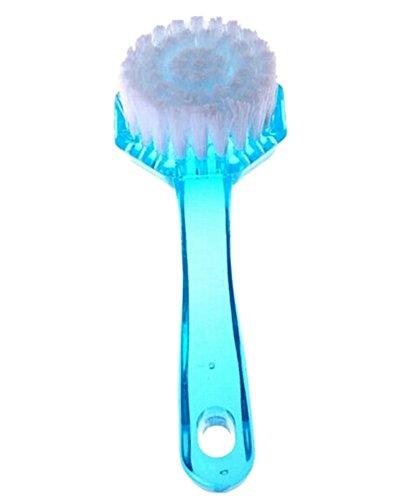 AKAAYUKO 1PCS Gesichtsreinigungsbürste Weiche Manuell Waschbürste Tiefenreinigung Gesichtshaut...