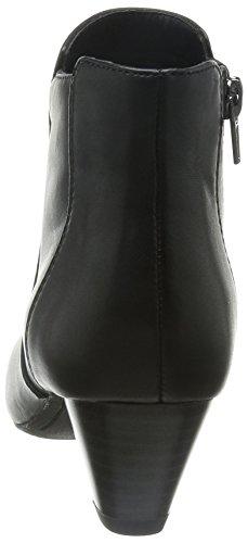 Clarks Denny Diva, Boots femme Noir