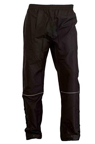 Crane Herren atmungsaktive, Wind- und Wasserdichte Überziehhose/Regenhose XL