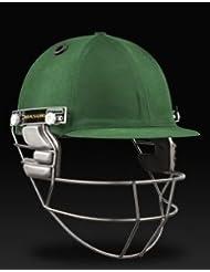 MASURI nuevo elite casco de Cricket titanio visera (grande)