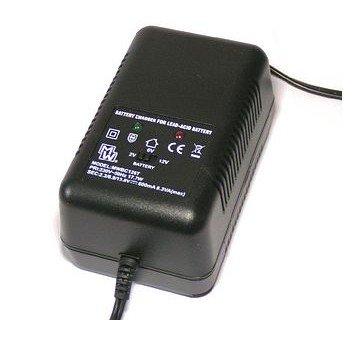 MW - Ladegerät Blei 6V oder 12V/1.5A 230V (Economy)