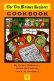 Des Moines Register Cookbook (Bur Oak Book) by Carol Mcgarvey (1995-08-01) (Des Moines Register)