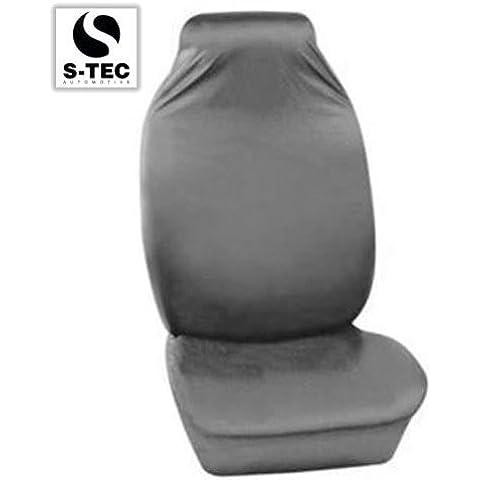 LAND ROVER RANGE ROVER 81-98, resistente, durevole e resistente all'acqua,-Coprisedili, colore: grigio