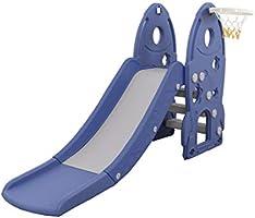 Baby Love Princess Slide, for Babys - 28-05HJ-Blue