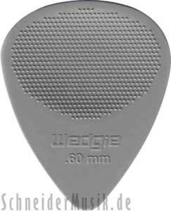 WEDGIE WNPP73 NYLON XT PICKS 0 73MM GREY