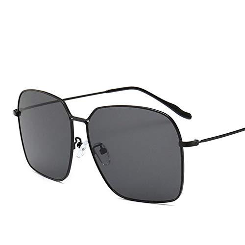 HYUHYU Unisex Italienische Sonnenbrille Frauen Männer New Vintage Luxury Square Sonnenbrille Für Weibliche Uv400