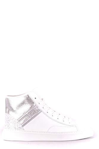 Hogan Sneakers Donna Mcbi35127 Pelle Bianco