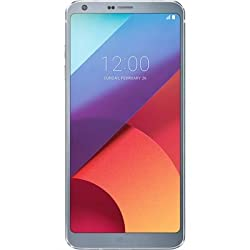 "LG G6 (H870DS) 4GB/64GB - Dual SIM [Android 7.0, 5.7"" IPS LCD, Dual 13.0MP, 3300mAh battery] (Ice Platinum)"