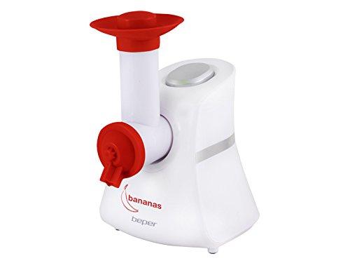 Beper 70.256 - Maquina para hacer helados, color blanco