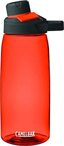 CamelBak Unisex– Erwachsene Trinkflasche Chute Orange, 1000 ml