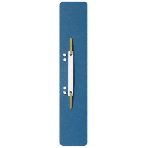 LEITZ Heftstreifen, 60 x 305 mm, Manilakarton, blau