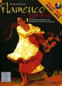 Schott Graf de Martinez Gerhard–Flamenco Guitar Method Vol. 2–Guitar Teoría y PEDAG ogik Guitarra acústica