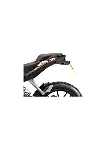 R&G Kennzeichenhalter für KTM 125, 200 und 390 DUKE (Schleifer Montieren)