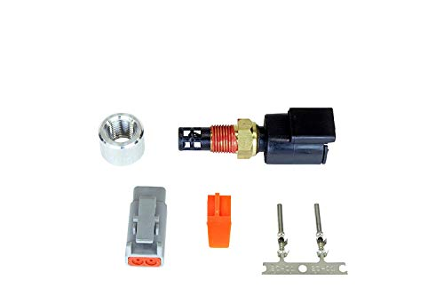 AEM 1/8 Zoll NPT Lufteinlass Temperatur Sensor Kit DTM Style PN:30-2014 -