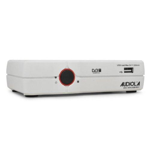 Audiola DEC-654 USB REC Ricevitore