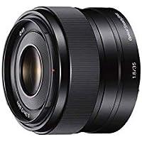 Sony SEL35F18 Obiettivo con focale fissa E 35 mm F1.8 OSS, Attacco Sony-E, Nero