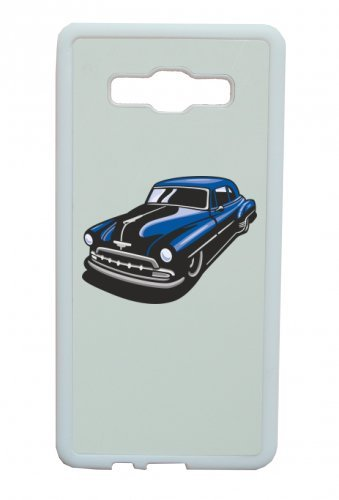 Smartphone Case Hot Rod Sport carrello auto d epoca Young Timer shellby Cobra GT muscel Car America Motiv 9718 per Apple Iphone 4/4S, 5/5S, 5 C, 6/6S, 7 & Samsung Galaxy S4, S5, S6, S