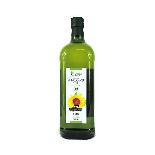ViveBio - Organic Sunflower Oil - 1L