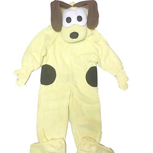 aby Fasching Halloween Karneval Kostüm Hund Odie 18Mon (86) ()