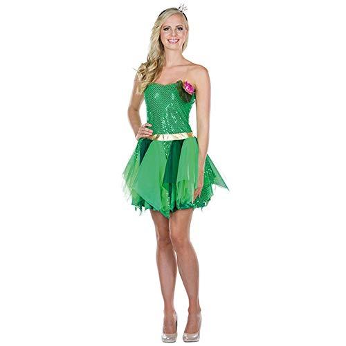 PARTY DISCOUNT® Damen-Kostüm Froschkönigin, Gr. ()