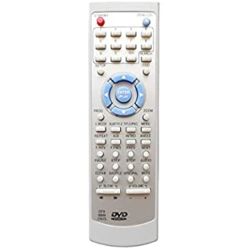 Buy LipiWorld® ON72 DFX 8899 DVD Player Remote Compatible