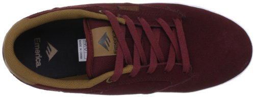 Emerica THE JINX 2 6101000095 Herren Sneaker Rot (blood red 460)