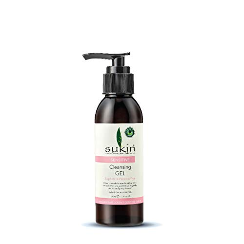 Sukin Sensitive Cleansing Gel, 125ml -