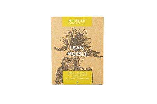 Nourish Organics Lean Muesli, 300g