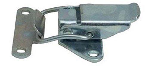 Kappenschloss 52 x 33 x 12 Spannverschluss Hebelverschluss Riegel Kistenverschluss verzinkt