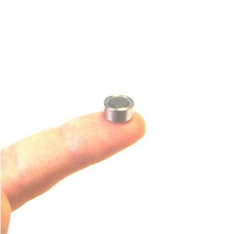 10x Discos de neodimio Imanes 10mm (D) X 5Mm (H) fuerte Cilindro...