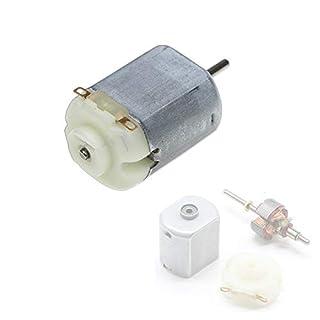 3 V 0,2 A 12000 U/min 65 Gcm Mini Micro DC Motor für DIY Spielzeug Hobbies Smart Car Motor