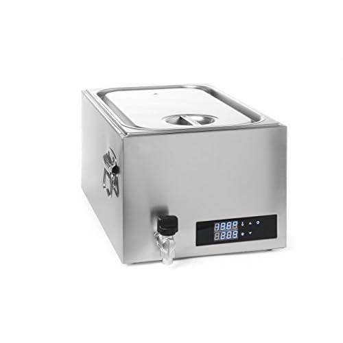 31gVaSWFxiL. SS500  - SousVideTools® Compact Digital 28 Litre Sous Vide Cooker Food Water Bath Machine