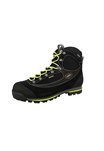 AKU Chaussures de randonnée Trekking 838-110 TREKKER LITE II GTX Homme Noir Vert Noir neroverde