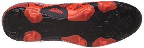 adidas X15.3 Fg/Ag, Chaussures de football homme Rouge - Rot (Bold Orange/Ftwr White/Solar Orange)