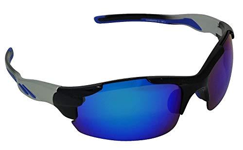95692c6cce7 Clearwater Sport Lunettes de soleil polarisées Bleu Miroir Cat-3 UV400  lentille