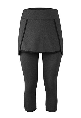 Zoom IMG-1 honoursport donna pantalone capri leggings