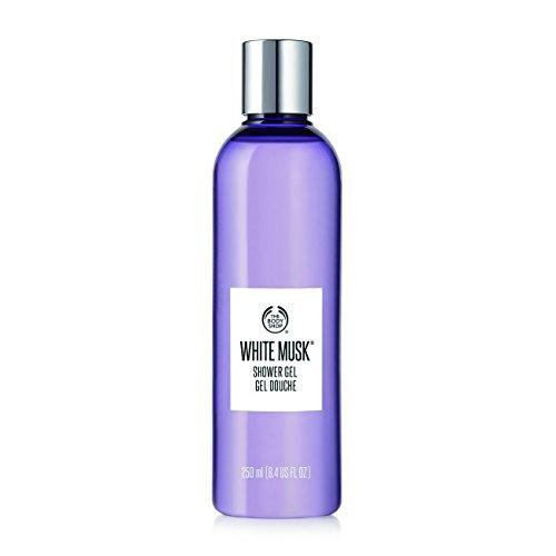 The Body Shop White Musk Shower Gel unisex, White Musk Duschgel 250 ml, 1er Pack (1 x 250 ml)