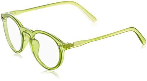 Ocean Eye, Montures de Lunettes Mixte Adulte, Vert (Verde Trasparente), 52