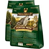 Warnicks Tierfutterservice Wolfsblut Hunters Pride mit Fasan, Ente und Kaninchen Sparpack 2x15 kg