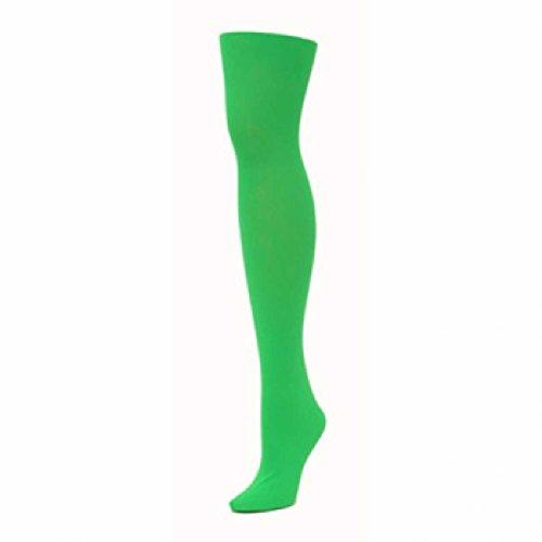 Damen Strumpfhose Gr. L, kelly green (Kelly Grüne Strumpfhosen)
