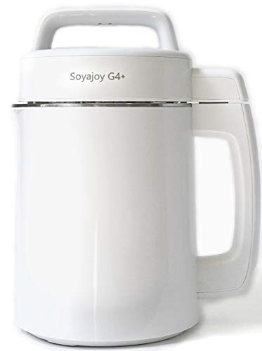 SoyaJoy G4 Soy Milk Maker and Soup Maker - with All Stainless Steel Inside.
