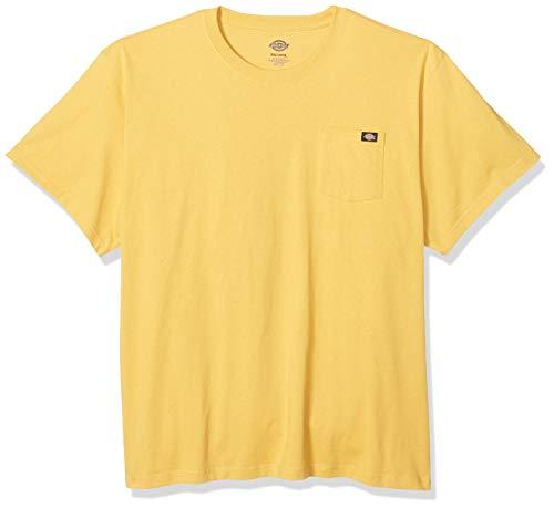 Dickies Herren Heavyweight Crew Neck Short Sleeve Tee Big-Tall T-Shirt, Dijon, 3 Jahre