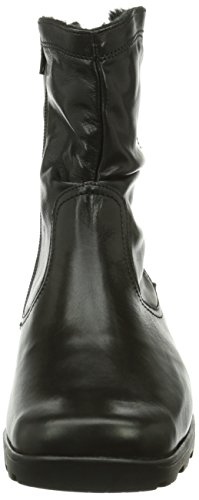 Semler  Daniela, Bottes Classics courtes, doublure chaude femmes Noir (schwarz 001)
