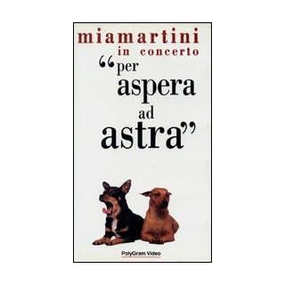 Mia Martini in concerto -Per aspera ad astra (VHS)