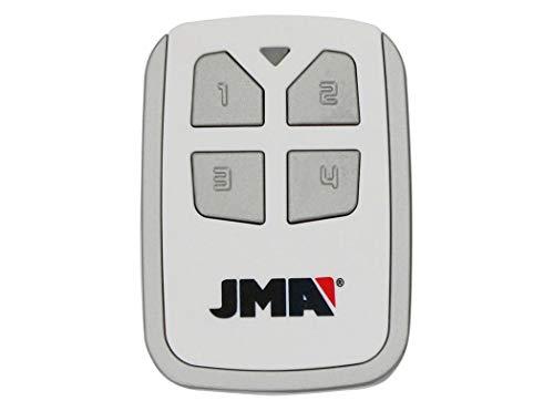 Jma Alejandro Altuna M-SP1 - Telemando para puertas de garajes y barreras de acceso, Frecuencia de funcionamiento 433-868 Mhz