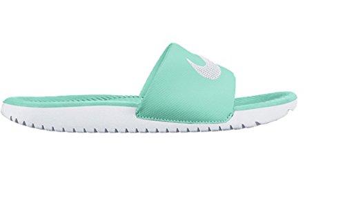 Nike Air Moc Tech Fleece, Chaussures de Sport Homme Hyper Turquoise White