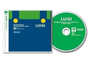 "NINTENDO SOUND SELECTION VOL.3 ""LUIGI (B-SIDE MUSIC)"" (japan import)"