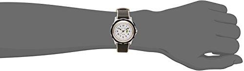 Cactus Kinder-Armbanduhr Analog Plastik Schwarz CAC-78-M01 - 4